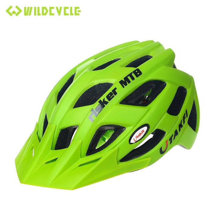 2017 New Bicycle Bike helmet 23 Air Vents Cycling Helmets Road MTB Bicycle Helmets Size L Green Blue Black Cascos Ciclismo