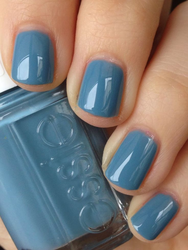 Best 25+ Blue Nail Polish Ideas On Pinterest