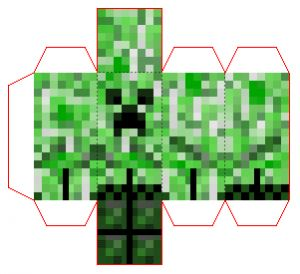 Anniversaire Minecraft – Creepers, pixels et TNT - Geek Dad Power!