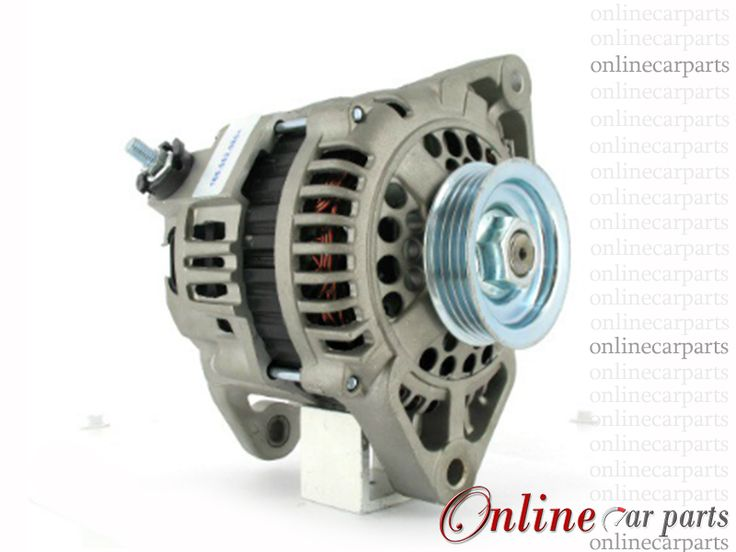 Nissan 1 TON 2.0i 16V Hardbody 02-08 KA20DE 80A 12V 4 Groove IR/IF Alternator 23100-VH300 LR180761
