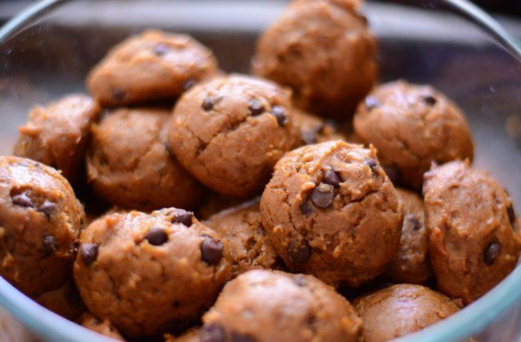 pumpkin chocolate chip cookies (vegan): Pumpkin Chocolate Chip Cookies, Vegan Pumpkin, Pumpkin Chocolate Chips, Cookies Gluten Free, Dairy Free, Gluten Free Pumpkin, Gf Pumpkin, Free Recipes