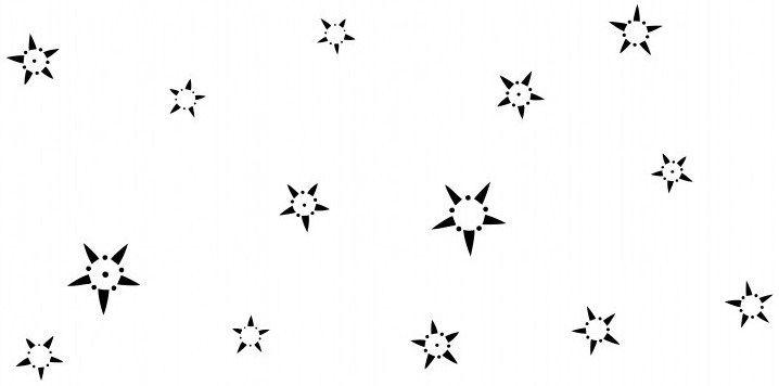 1000+ Ideas About Star Stencil On Pinterest