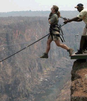 Let's live life on the edge.... Not for the feint of heart.