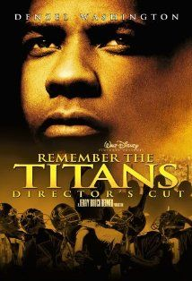 Remember the Titans (2000). I have 3 sons who grew up on this movie. It's a family favorite.