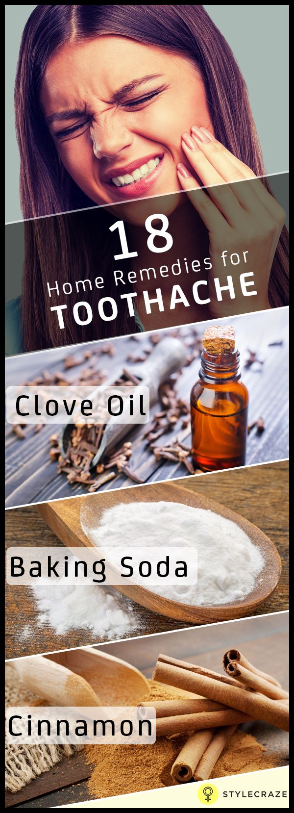 Home Remedies for a Toothache  Remedies Health advice and