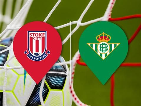Tickets Available For Stoke City's Real Betis Clash
