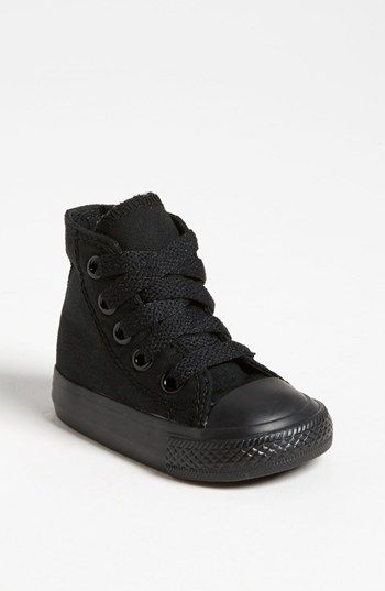 Converse All Star® High Top Sneaker (Baby, Walker, Toddler & Little Kid) available at #Nordstrom baby Ronin