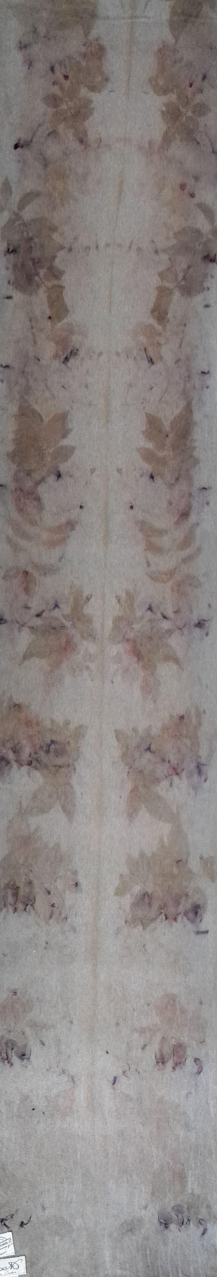 Ecoprint by Nanou Couture . Moda organica y tintes naturales. Organic fashion and natural dyes. ecodye Etikology Ibiza