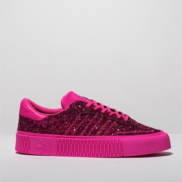 low price buy popular cheap prices Adidas pink sambarose trainers in 2019 | No Fuss about Shoes ...