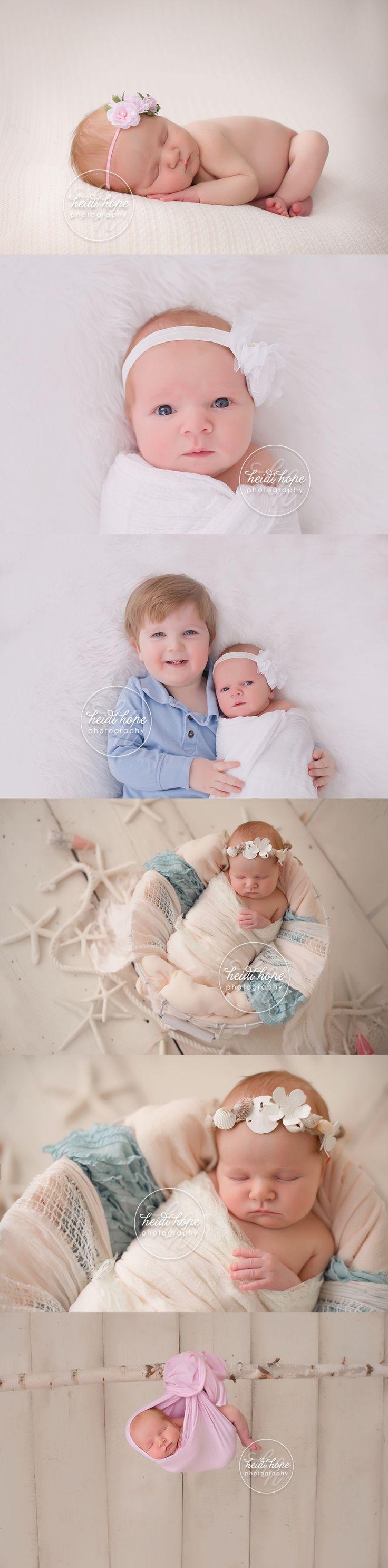 nautical newborn baby girl portraits by newport ri baby photographer