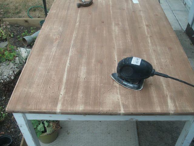 1000 ideas about ikea hackers on pinterest ikea hacks ikea and ikea kura - Ikea rustic dining table ...