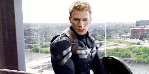 Captain America 2. The Winter Soldier
