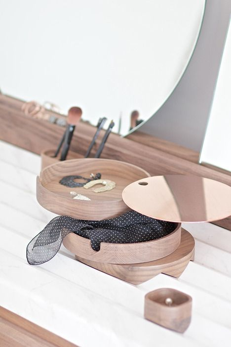 His & Her Dressing Table by Studio248