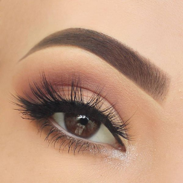 The 50 most beautiful eyeshadow ideas to imitate #beauty #beautymakeup