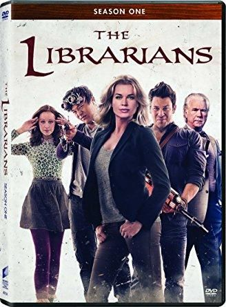 Matt Frewer & Christian Kane - The Librarians, Season 1