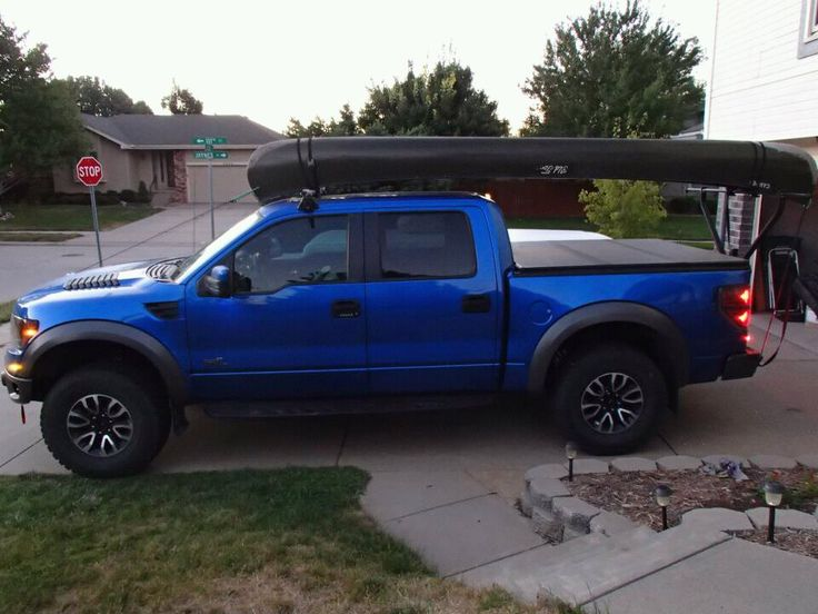 Canoe/kayak Rack - FORD RAPTOR FORUM - Ford SVT Raptor Forums - Ford Raptor