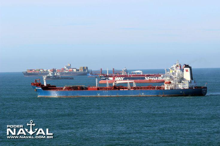 Consultor defende a criação de uma nova marinha mercante brasileira