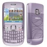 Nokia C3 Acacia (Purple) International Unlocked Phone No US Warranty (Wireless Phone Accessory)  #Nokia