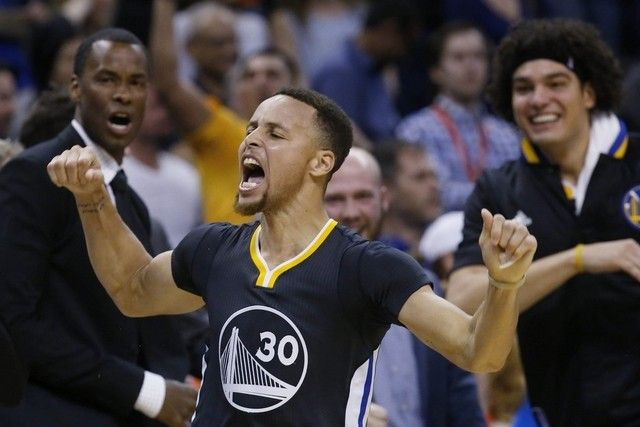 By the numbers: Golden State's Stephen Curry's outrageous stats
