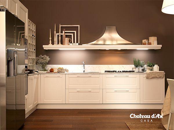 cucina shabby chic