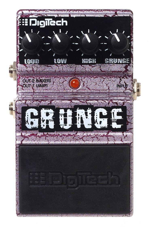 Digitech Grunge Distortion Guitar Pedal