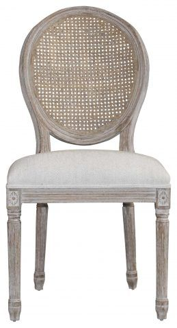 spa back dining chair with burnt oak frame Josephine Spa Back Dining Chair Product Code PIN02PSF-38 R2,995 Add to Wishlist QTY 1 To check availability on this product, please submit an enquiry above. Description Add a rustic charm to your home with our stylish Josephine dining chairs. These chairs have a oval rattan backrest and a light cream cushion on the seat. The plush, padded linen upholstery provides enticing softness and comfort. These attractive dining chairs are a good match for…