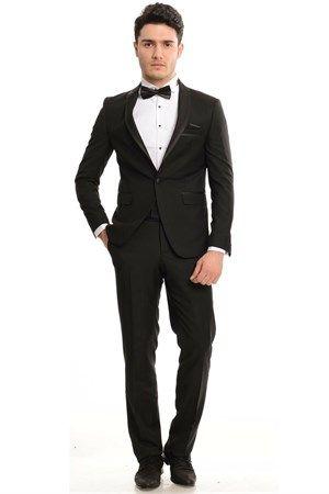 WSS Wessi Çift Yaka Damatlık Takım Elbise