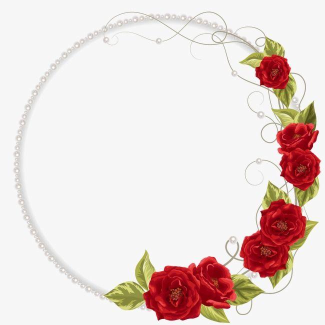 Flowers Invitations Vector, Rose, Wedding Invitations