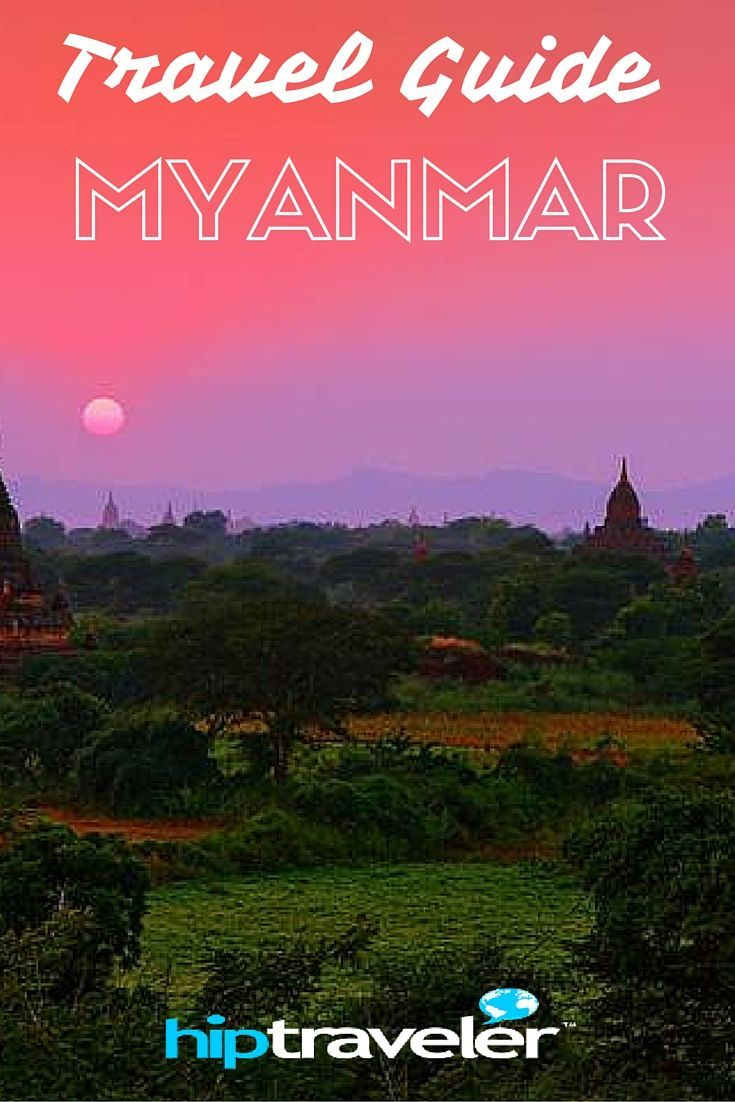 HIP Traveler Travel Guide to Myanmar || Myanmar is that surreal, mystical place where you can travel back in time. You can see an ancient era when civilizations, religions, and ethnicities blended. You can hear the chants of spiritual devotion, smell the incense of Buddhist prayer rooms, and taste a clash of flavors.: ||