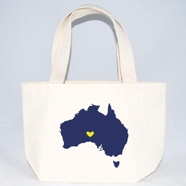 Australia Destination Wedding Totes - XSmall