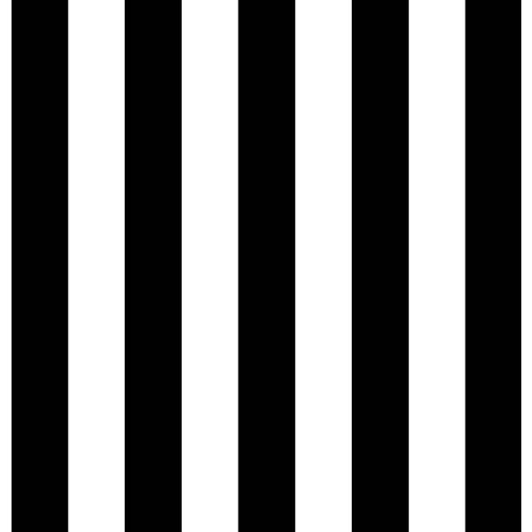 Tempaper Black & White Stripe Removable Wallpaper Black And White By ($85) ❤ liked on Polyvore featuring home, home decor, wallpaper, backgrounds, filler, phrase, quotes, saying, text and black and white stripe wallpaper