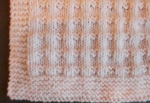 Charlie Baby Blanket | AllFreeKnitting.com ~ easy skill ~ FREE - KNIT - love it!