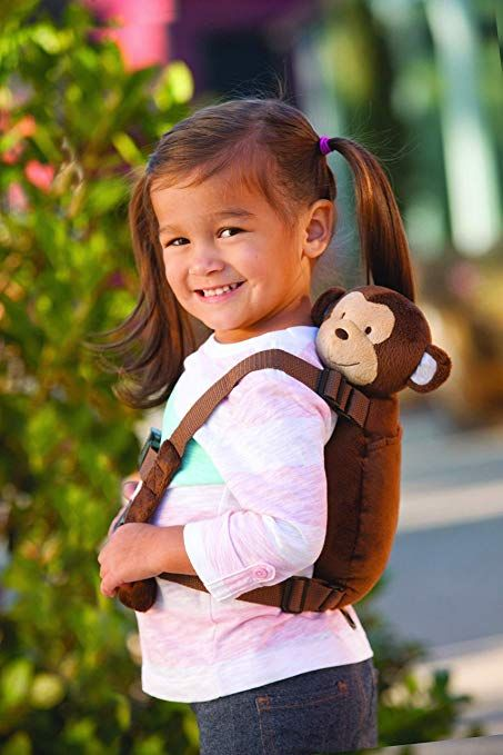 Amazon.com   Goldbug - Animal 2 in 1 Child Safety Harness - Monkey   Baby  e0389b380828
