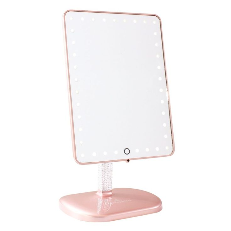 Touch Pro Rose Gold Brittany Bear Bling Mirror