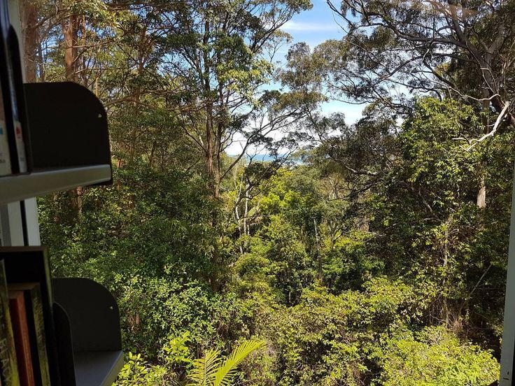 view from Nambucca Library, NSW