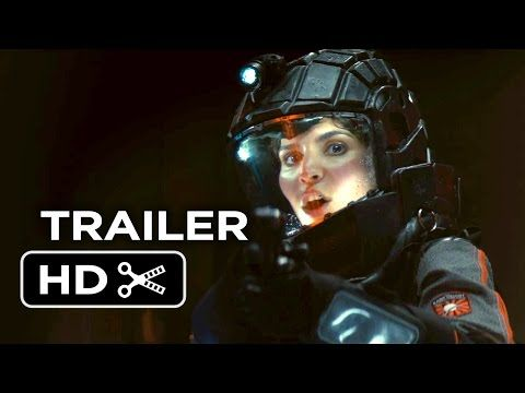 Infini Official Trailer #1 (2015) - Luke Hemsworth Sci-Fi Movie HD - YouTube
