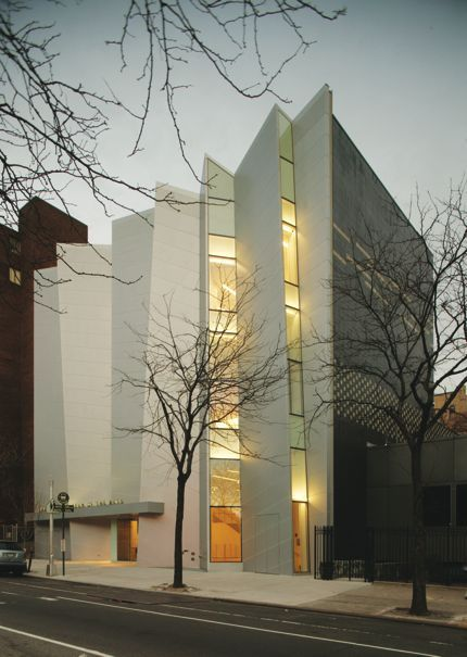 The Bronx Museum of the Arts in New York City was designed by Arquitectonica and admission is always free.