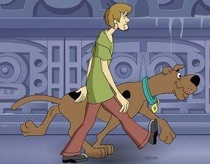 Scooby doo Tuzak 4 Kayıp Tapınak