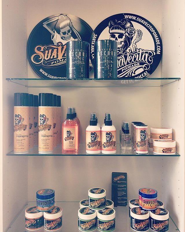 @thesourcefargo Displaying the Suavecita lineup with some Summer, Matte, Firme and OG @SuavecitoPomade. #Suavecitapomade #Suavecita #Suavecitopomade #Suavecito #Hair #Products #Pomade #Hairspray #Dryshampoo #ArganSerum #Arganoil #BodySpray #MattePomade #Firme #OG #Summer #GroomingSpray #His #Hers #Salon #Barbershop