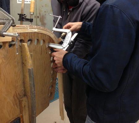 Cedar Strip Canoe Build: Part 1