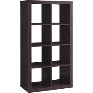 Better Homes and Gardens 8-Cube Organizer, Multiple Finishes $67