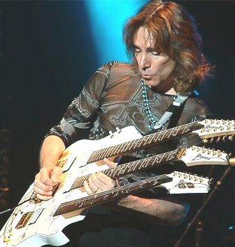 Amazing Stevie Vai