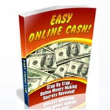 """You've heard all the stories about how easy it is to make money online! """"Easy Online Cash"""" delivers a detailed step by step plan, 100% guaranteed to work if you follow it closely. This is the book that everyone who wants to make cash online, needs.  Includes: 22 page fact-filled report with heaps of resources included, plus reseller website and download page, psds so you change the graphics, word.doc source code document and pdf. This is a #PLR product ready for your use."""