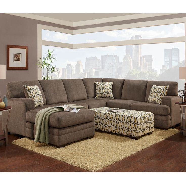 Chelsea Home Furniture Northborough Sectional Sofa Hillel
