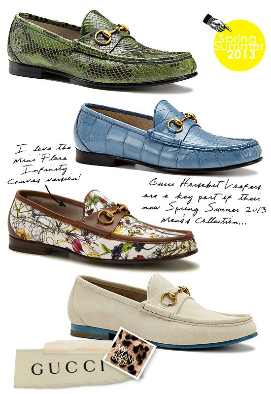 Gucci Loafers | Raddest Men's Fashion Looks On The Internet: http://www.raddestlooks.org