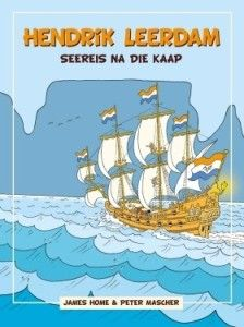 Afrikaans Children's Books - Hendrik Leerdam