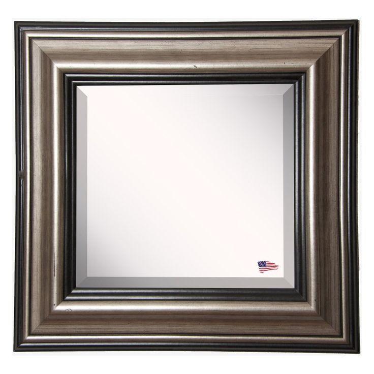 Rayne Mirrors Antique Black Wall Mirror - R028ML2