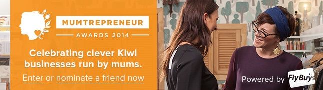 The Mumtrepreneur Awards - for mums running awesome businesses!