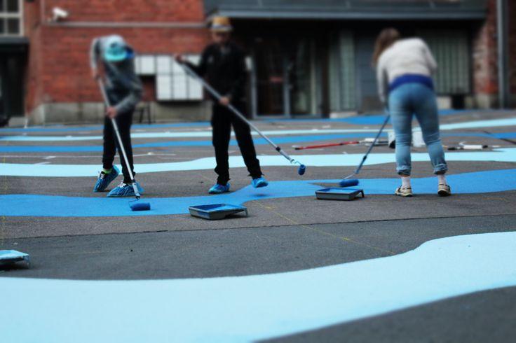 Finlayson Art Area -kuvataidetapahtuma  #tampere #kuvataide #finlayson