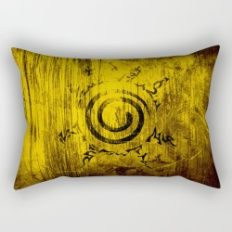 Naruto Seal Rectangular Pillow